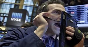 crollo delle borse e dei mercati